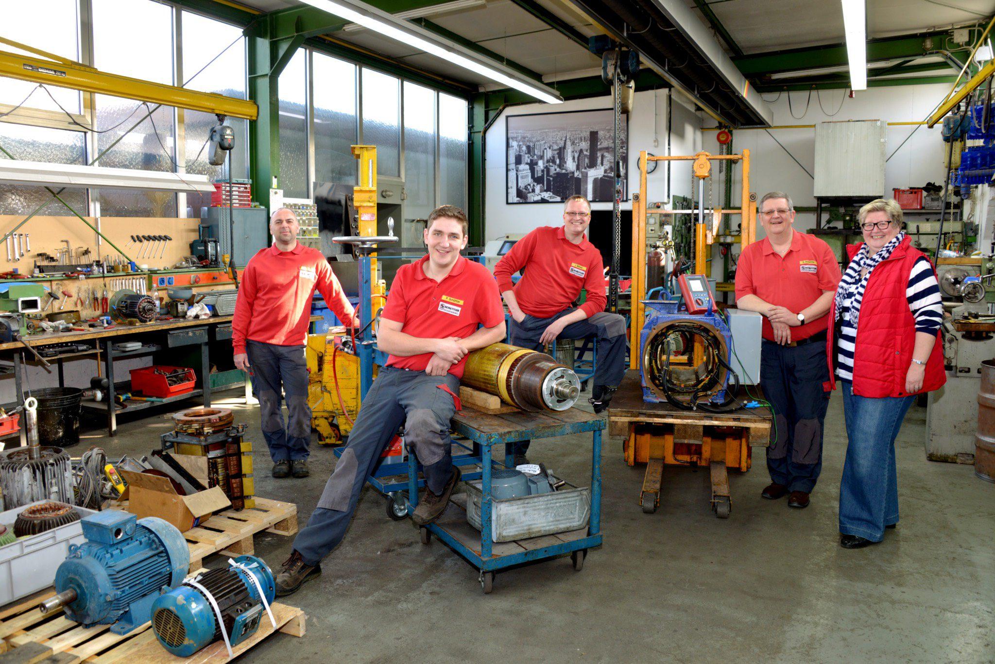 Unser Team – Schüttler Elektro in Attendorn